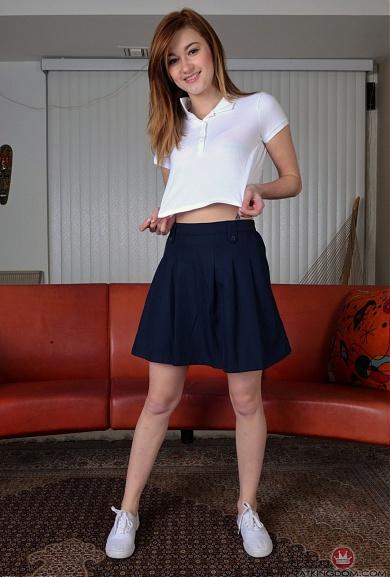 ATK Girl Alaina Dawson