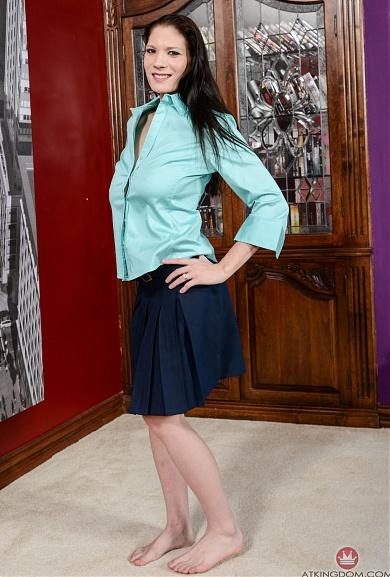 ATK Girl Allie Fox
