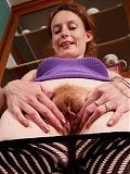 Hairy Babe Ana Molly