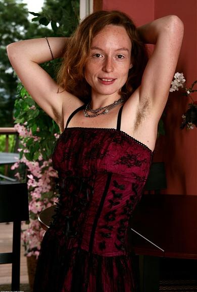 Hairy Ana Molly