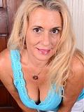 ATK Hairy model Cristine Ruby