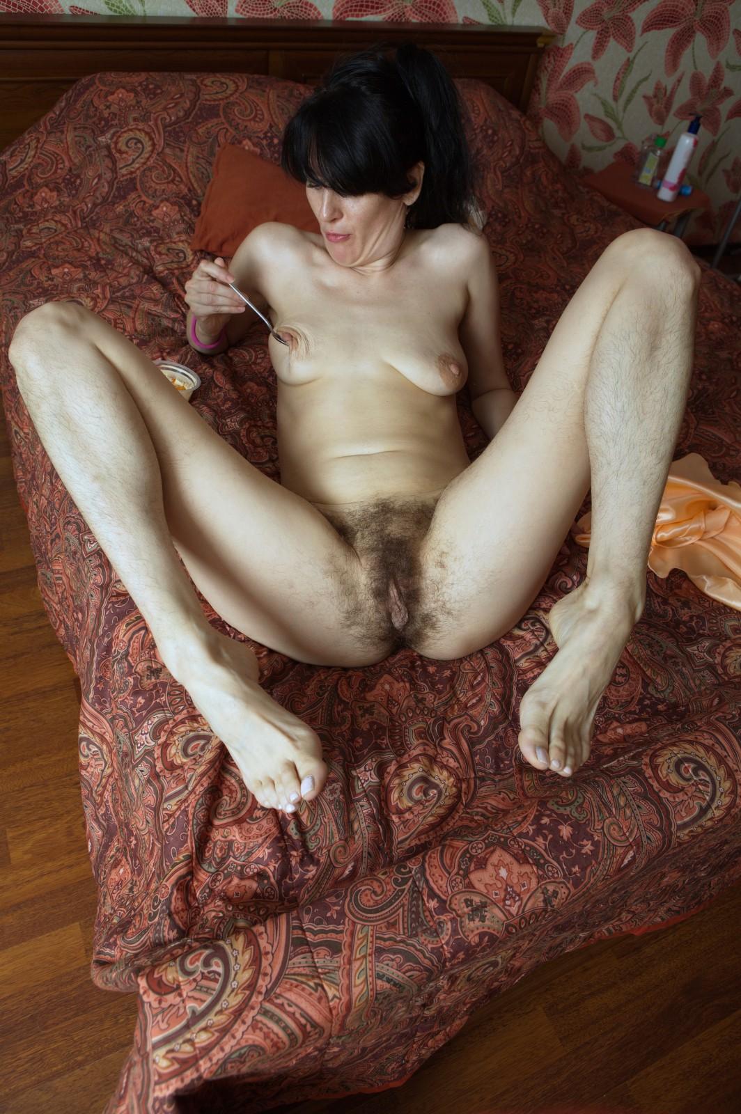 Evil Eva Erotic Hairy