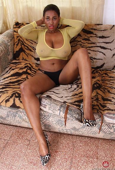 Exotic Girl Fantasie