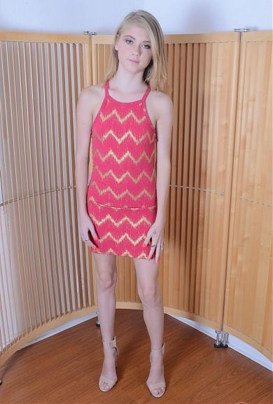 ATK Model Hannah Hays
