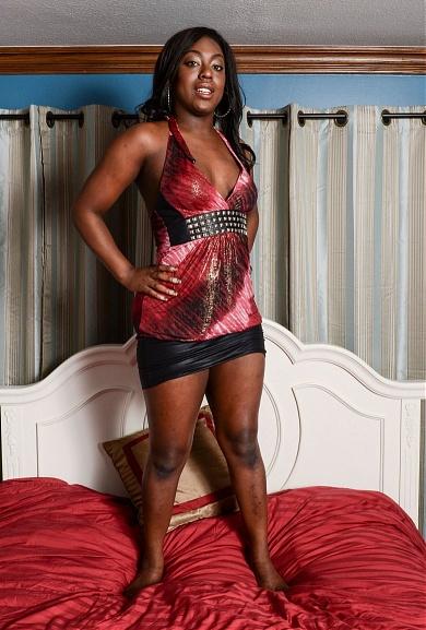 Exotic Girl Janea
