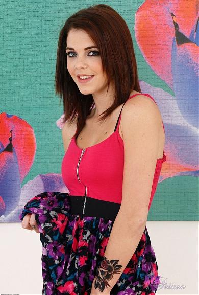 Kiera Winters from ATK Petites