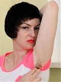 Hairy Margo Portman