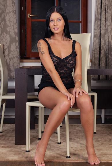ATK model Mia Manarote