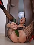 Nathaly Cherie from ATK Galleria