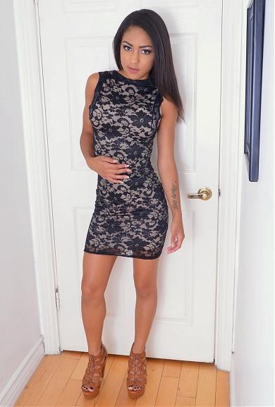 Exotic Nicole Bexley