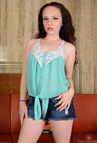 ATK Model Nikki Silvia