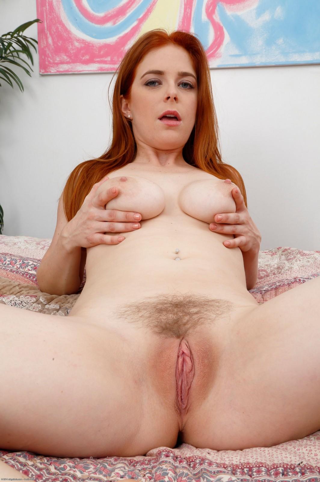 Cunt big open redhead