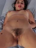 Roxane Hairy Pussy