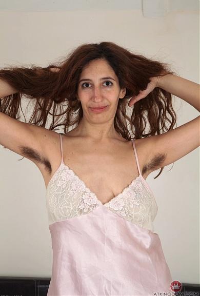 ATK Hairy model Silvia