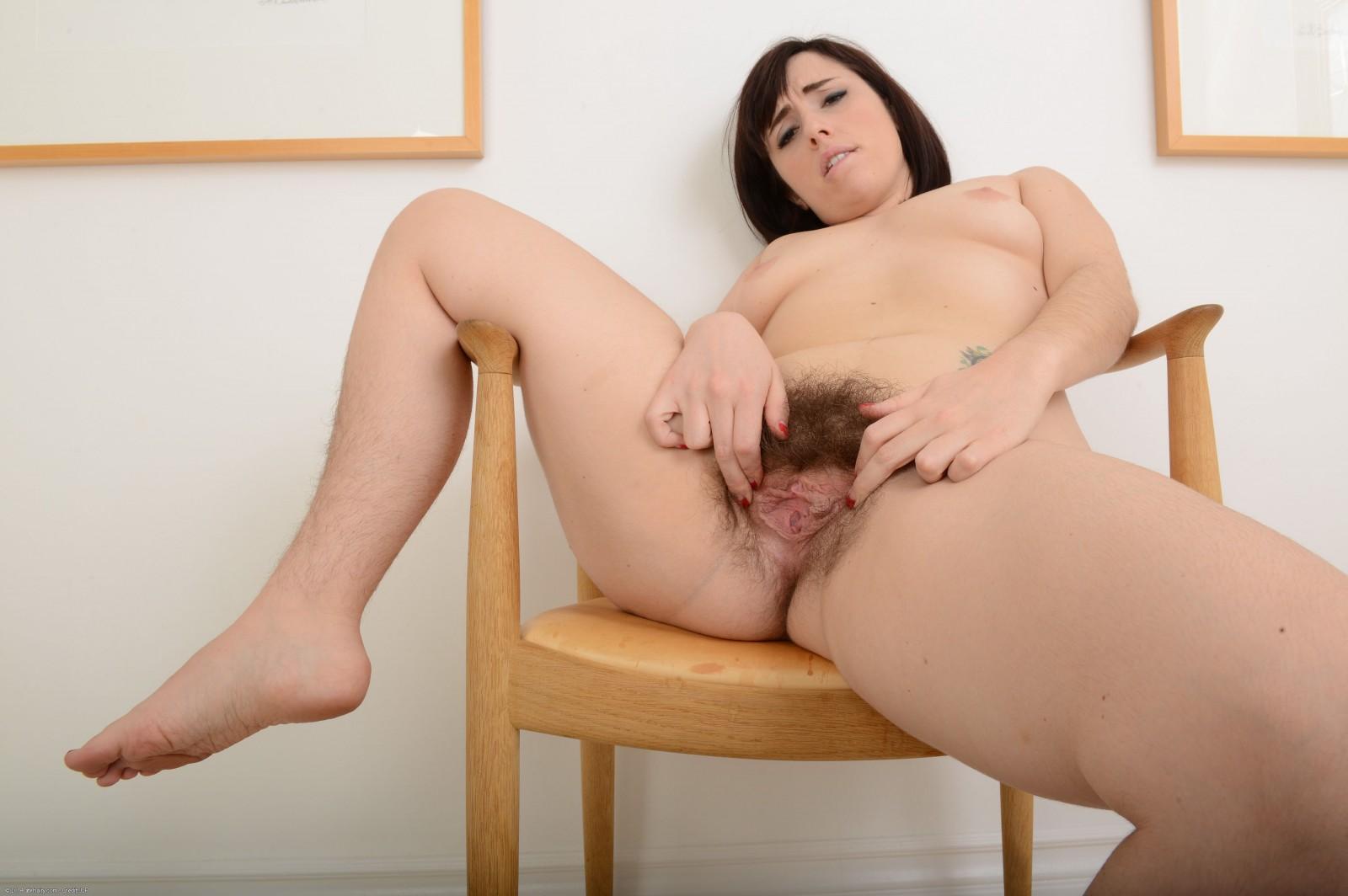 Atk Hairy Simone Delilah