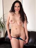 Hairy Girl Sophia Delane