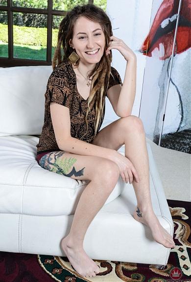 ATK Hairy model Venus Rosales