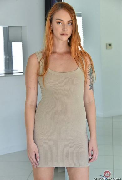 Redhead Xeena Mae