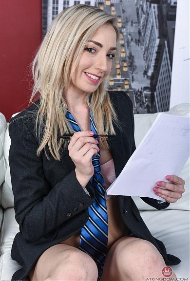 ATK Model Zoe Parker
