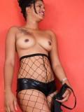Black girl Tashi