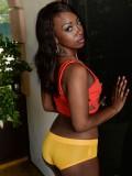 Black girl Skyler Nicole