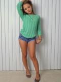 Petite Holly Hendrix