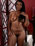Black babe Janelle Taylor