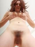 Hairy MILF Susanna